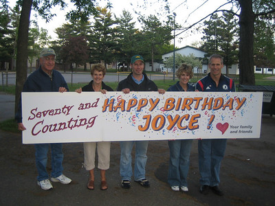 Joyce's BIG Surprise