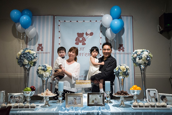 Julian's 1st Birthday