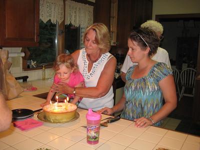 Kadence's 2nd Birthday - 9-09