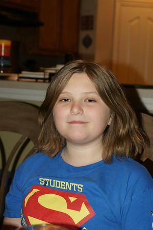 Lauren's 11th Birthday