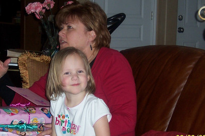 Lexi's 4th birthday