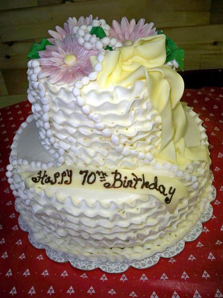 Margaret 70th Birthday
