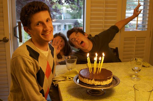 Max's 18th