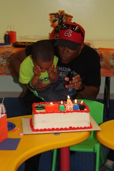 Micah's 4th Birthday