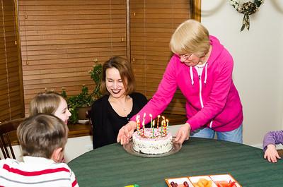 Michelle Birthday 2014