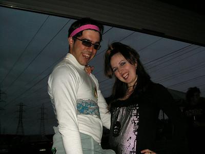 Michelle's 21st 2007