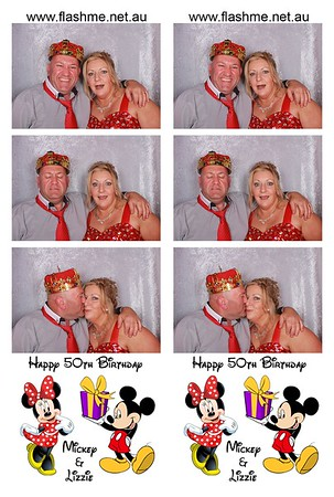 Mickey & Lizzie's 50th - 23 October 2015