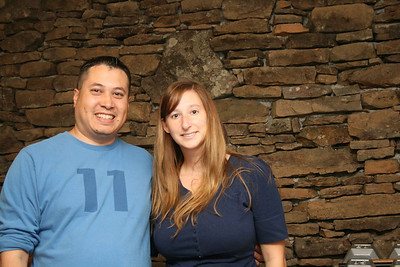 Mikey and Kelly - Picture taken by Summer.