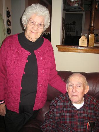 Mom's Birthday (89th?) Jan. 2011