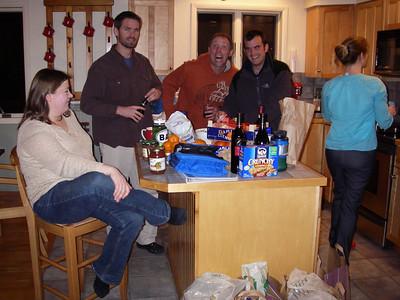 My 30th Birthday - Deep Creek, MD - February 2-4, 2007