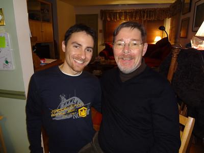 Nick's 26th Birthday - Dec. 2011