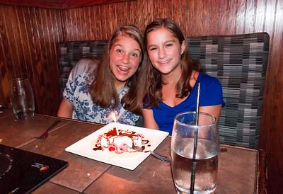 Nicole Birthday 2014