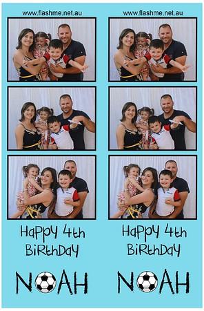 Noah's 4th Birthday Party - 20 November 2016
