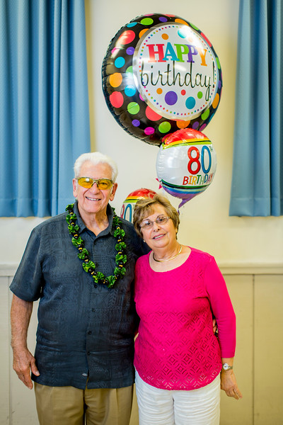 Oak Park IL // Birthday Party // Uncle Joe's 80th