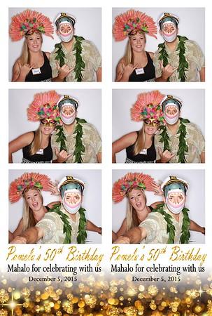 Pamela's 50th Birthday