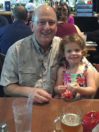 Papa's Birthday - June 2017