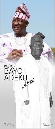 Pastor Bayo at 60 Trad web