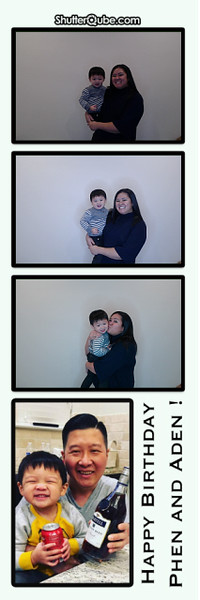 Phen & Aden's Birthday Party