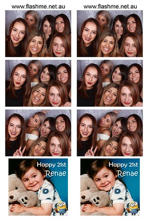 Renae's 21st Birthday Party - 16 October 2015