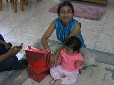 Reya 1st Birthday