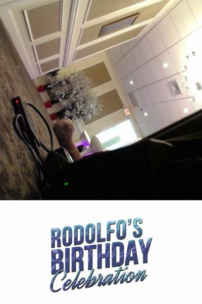 Rodolfo's Birthday Celebration