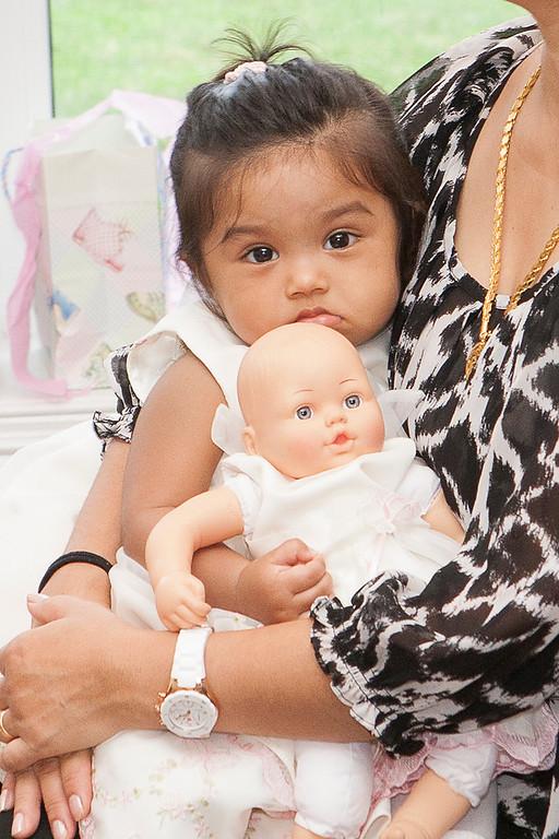 Sarah Rajarathinam 1st B'day