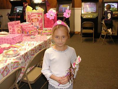 Summer's Hello Kitty Themed Party.