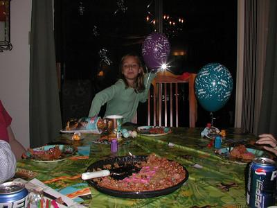Summer's 8th Birthday