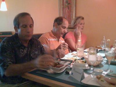Steve, Mike & Kathy