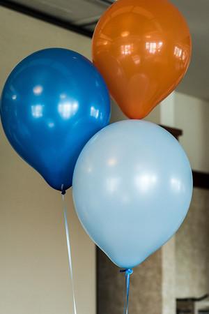 Talin's 1st Birthday
