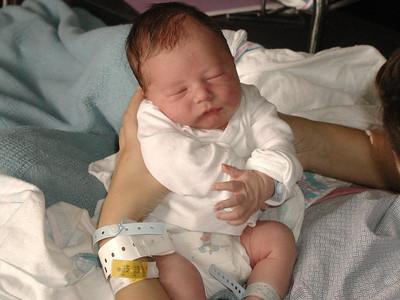 Tate at Birth