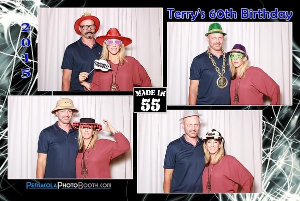 Terry's 60th Birthday 6-6-2015