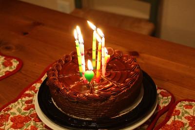 2009 - Tim's Birthday