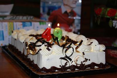 2011 - Tim's Birthday