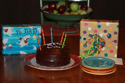 2013 - Tim's Birthday