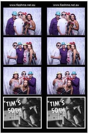 Tim's 50th - 21 October 2017