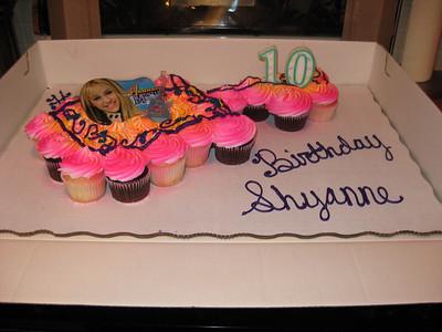 Shyanne & Tyler's Birthdays 2008