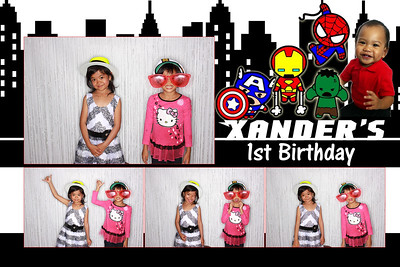 Xander's 1st Birthday