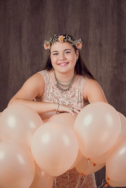 Carolina Boero 15 años