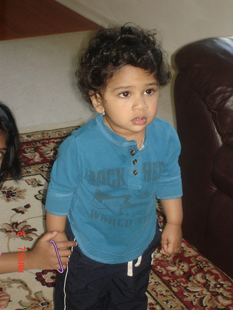 16 months old- Sid