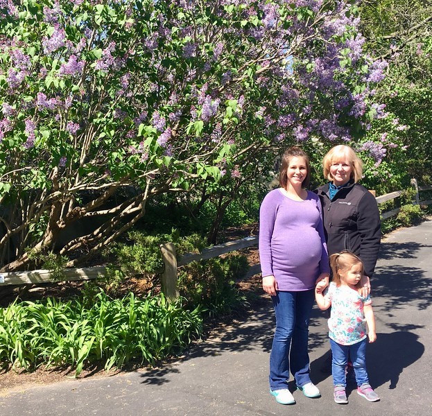 A fun trip to the Zoo with Grammy, Papa & Edy on May 3rd