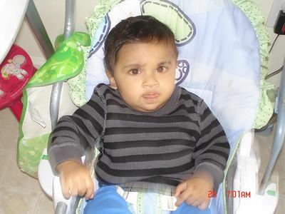 Sid- 9 months