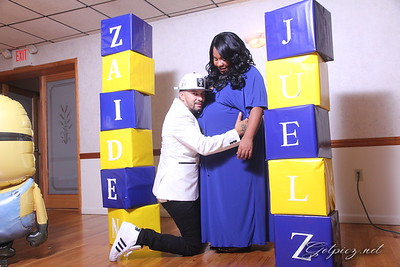 Asia & David Welcomes Zaiden 9-24-16
