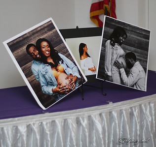 Ayanna and Tikwell Baby Shower Nov 17 2018