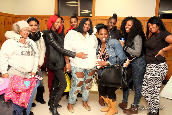 BREE & PINT BABYSHOWER 2/20/15