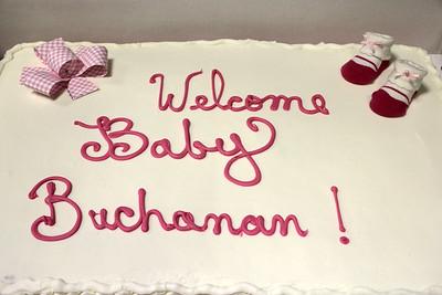 BUCHANAN BABY SHOWER
