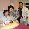 March 16, 2011 - A shot with Uncle Jaehoon (Sumin's cousin) who was visiting from Texas.