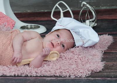 Abigail's newborn session