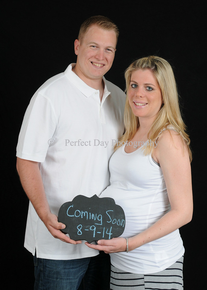 Alli's Maternity Session
