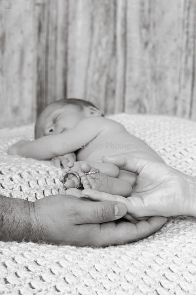 Baby Jacob newborn session